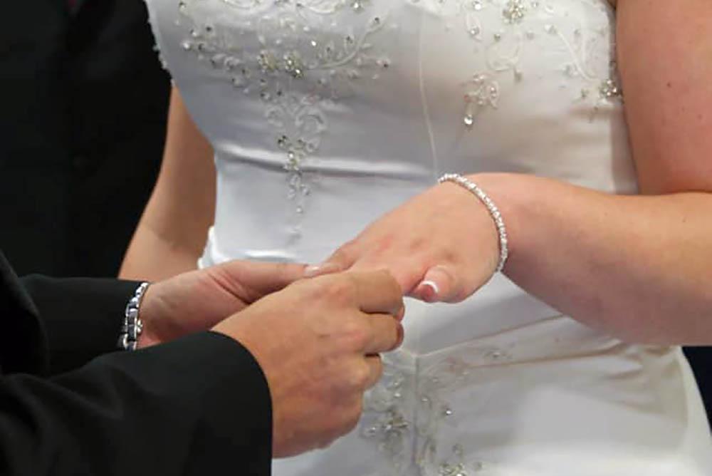 Wedding celebrant in Devon