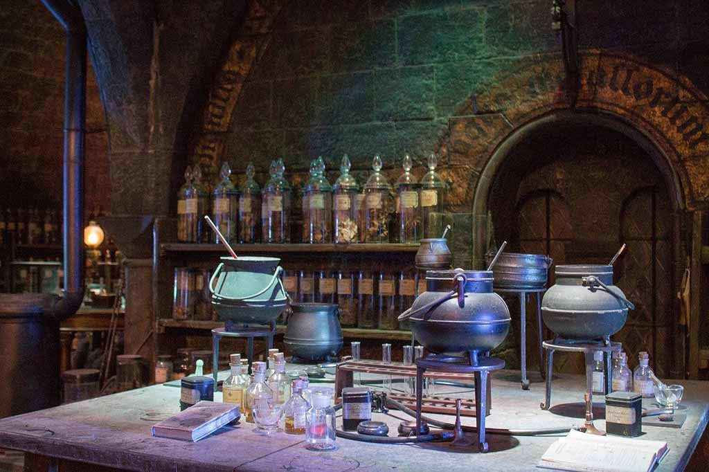 So You Think You'd Like a Harry Potter Wedding?