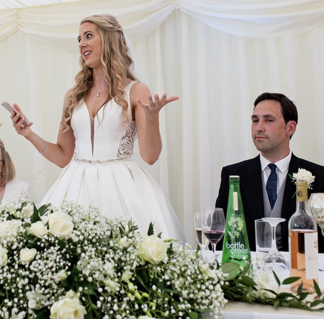 The Bride's Speech